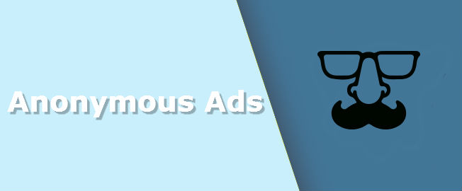 Anonymous Ads network